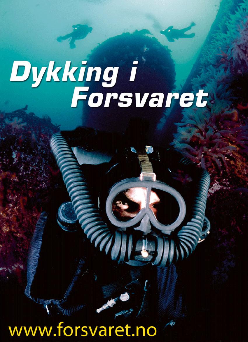 Annonsebanner Forsvaret