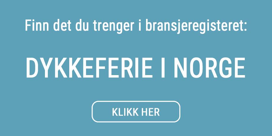 BRREG Dykkeferie i Norge