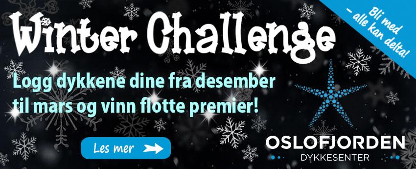 OFDS Winter Challenge kampanje 850px