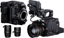 Canon slipper EOS C500 Mark II