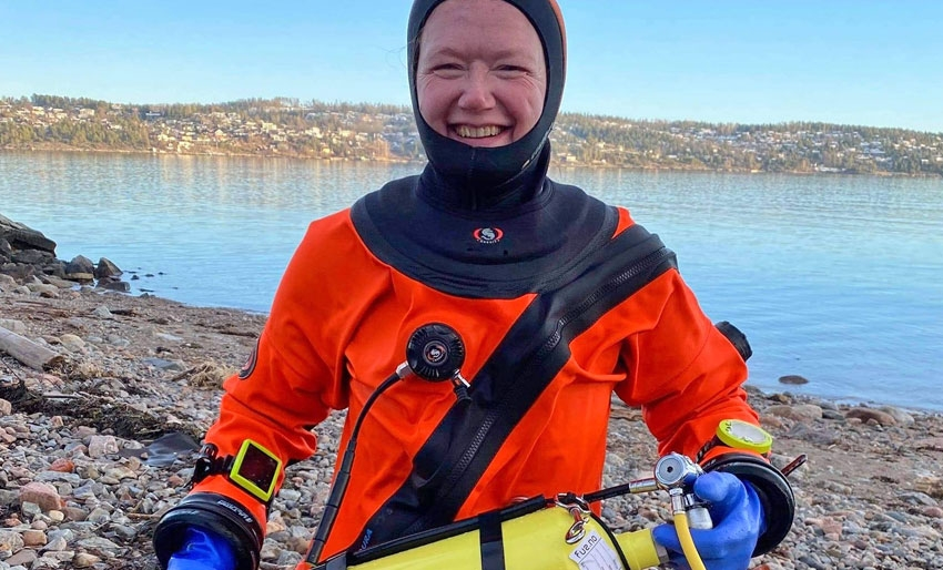 Anna vant Summer Challenge i april
