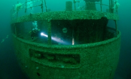 Norway's most famous wreck turns 80 years