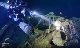 Spectacular wreck found near Bergen