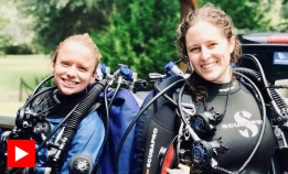 The Scuba Diving Women of GUE